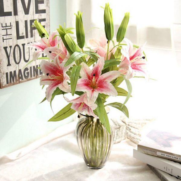Cách chọn hoa ly đẹp và bền lâu chơi Tết