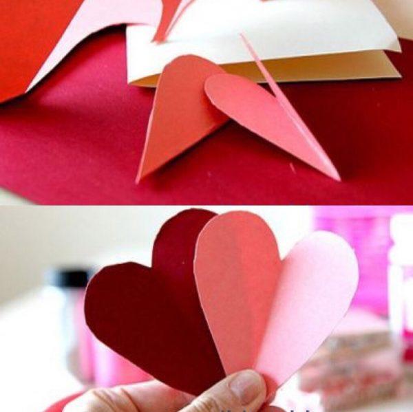 Cách làm thiệp sinh nhật bằng giấy A4 siêu đơn giản đẹp mê ly