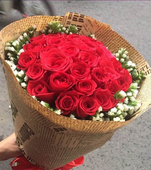 Ý nghĩa 20 bông hồng, bạn biết chưa?
