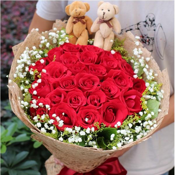 Lựa chọn hoa đẹp chúc mừng sinh nhật vợ ý nghĩa