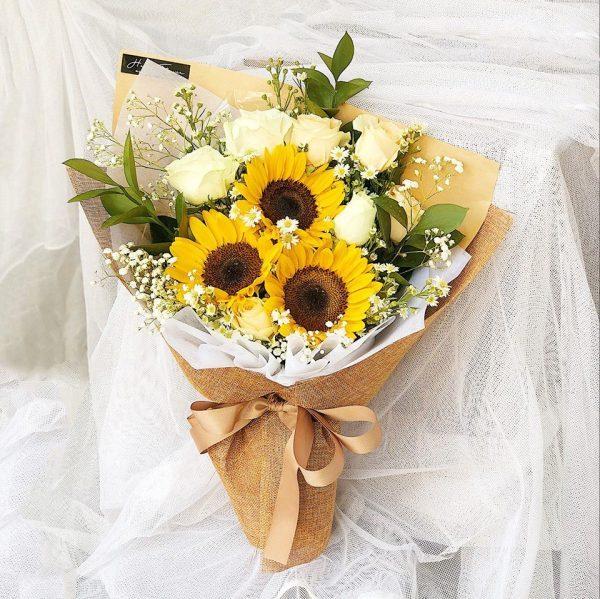 Gợi ý hoa tặng cha ý nghĩa nhất